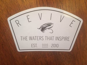 Image of Revive B&W Logo