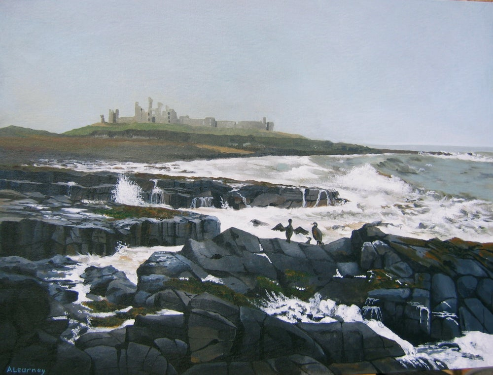 Image of Dunstanburgh Castle, Northumberland