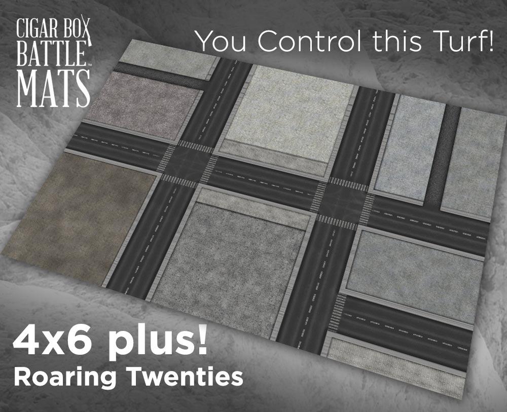 Image of Roaring Twenties - 4'x6' PLUS - #320