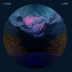 "Image of ELDER ""Lore"" CD"