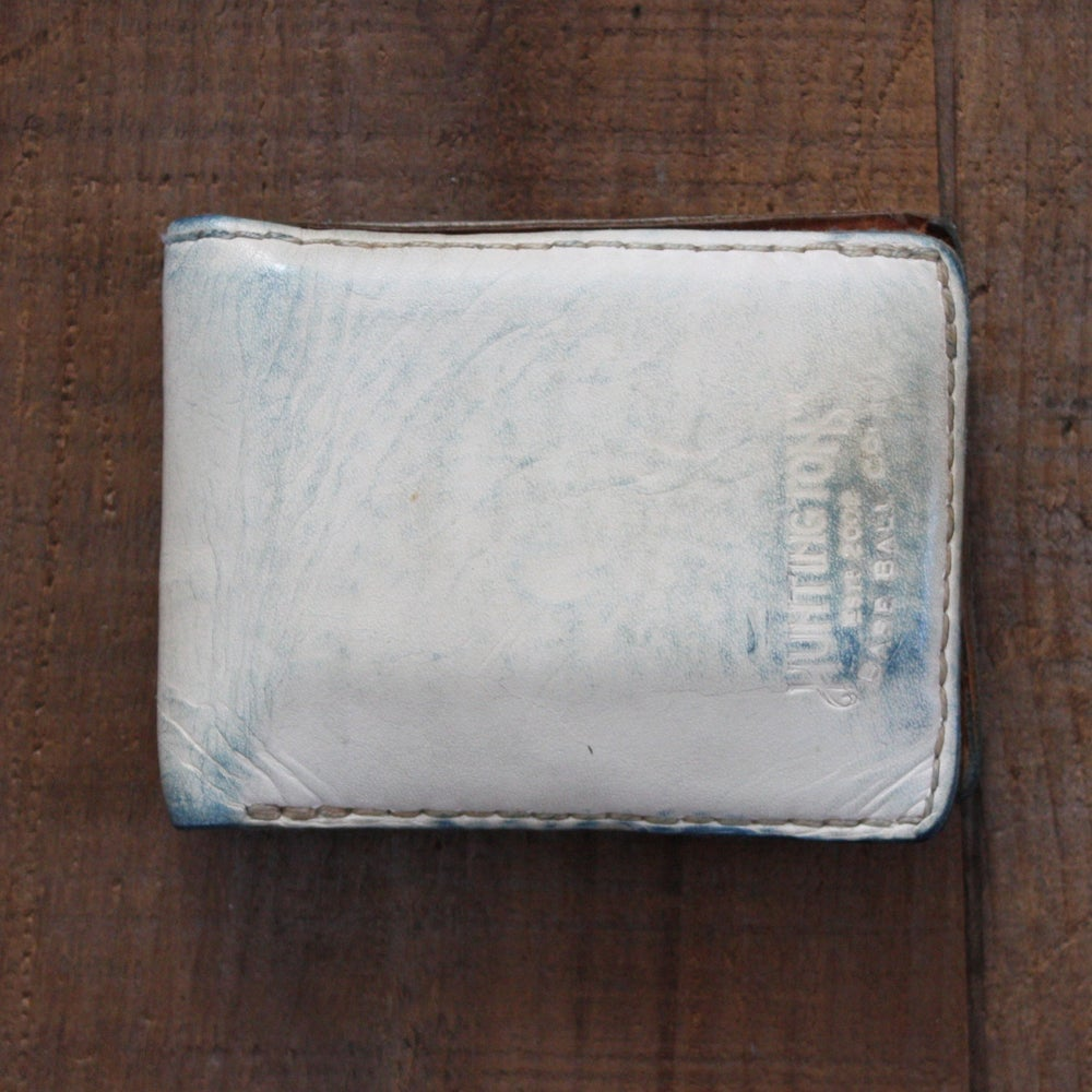 Image of Baseball Leather Billfold