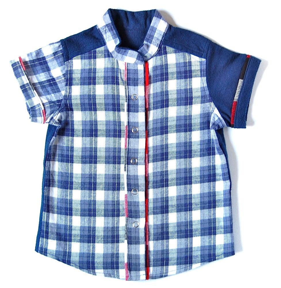 Image of ◆ G U T H R I E ◆ short sleeve shirt 17