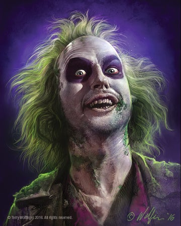 Image of Beetlejuice