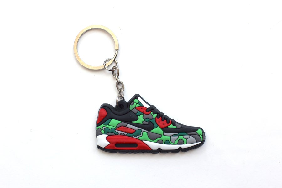 Image of sneakers Keychain 2D AM90