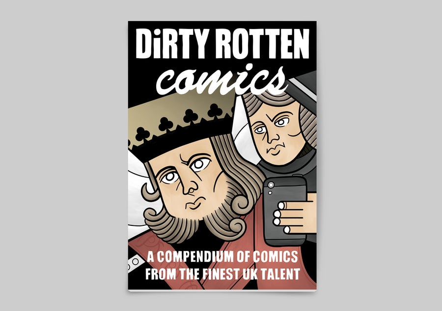Image of Dirty Rotten Comics #5