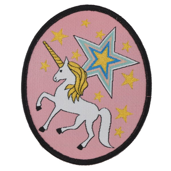 Image of Unicorn and Lion Patch