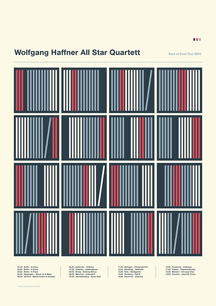 Image of Wolfgang Haffner All Star Quartett Tour 2016