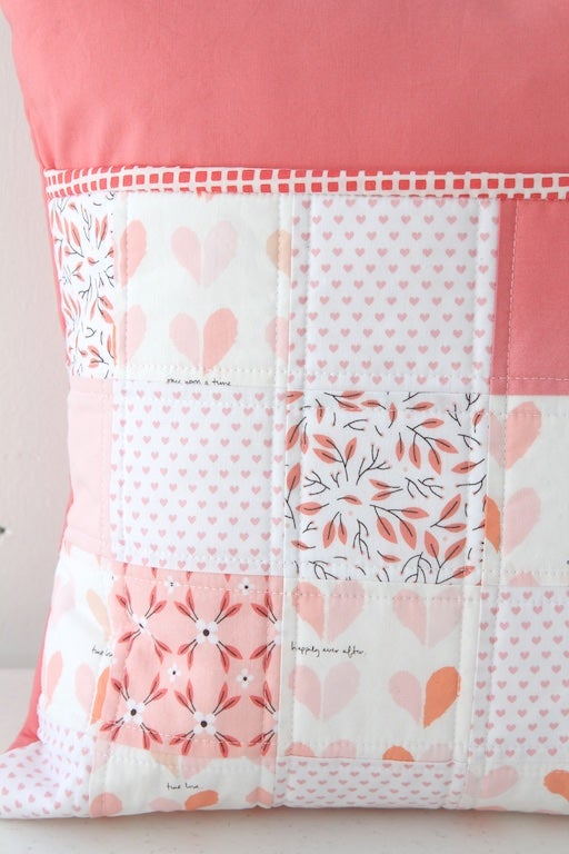 Image of Peachy Keen Pillow