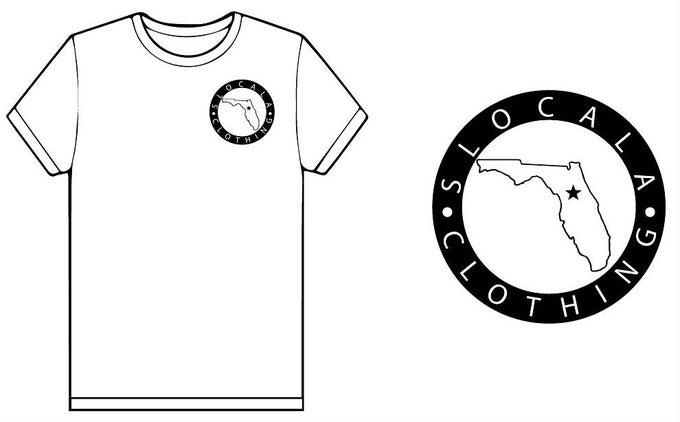 Image of Slocala Logo Tee
