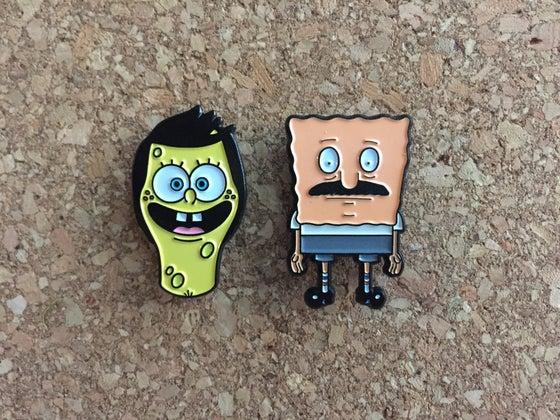 Image of Sponge Bob Belcher Pin