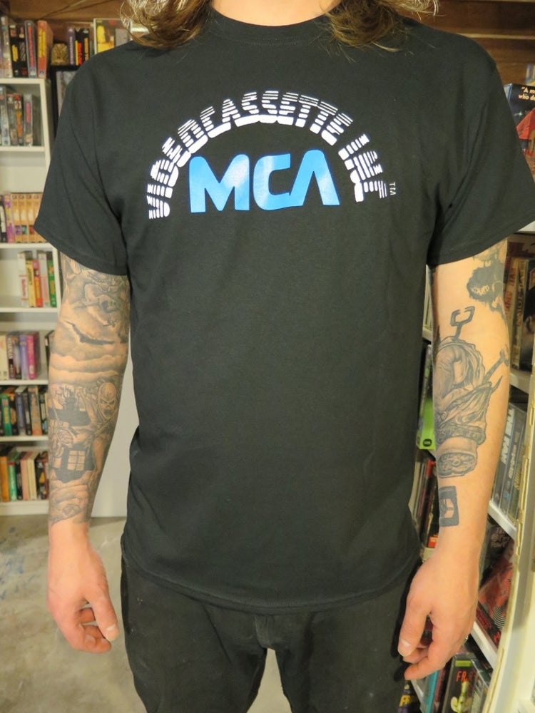 Image of MCA Videocassette Inc.