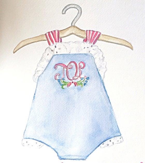 Image of Clothing Illustrations