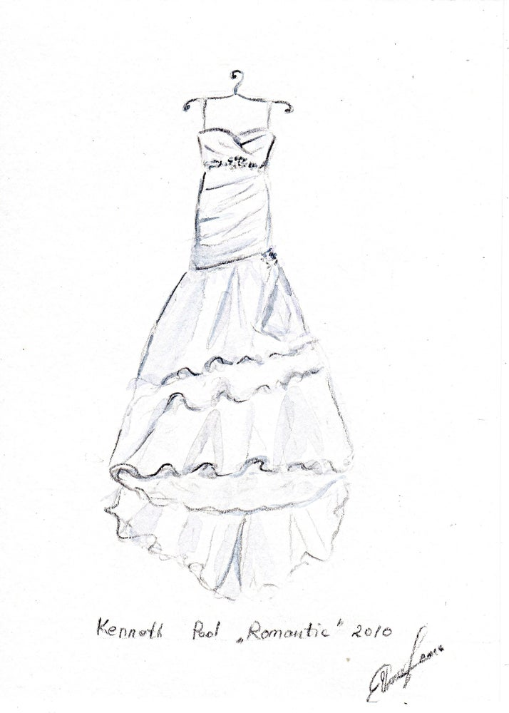 Image of Clothing Illustrations