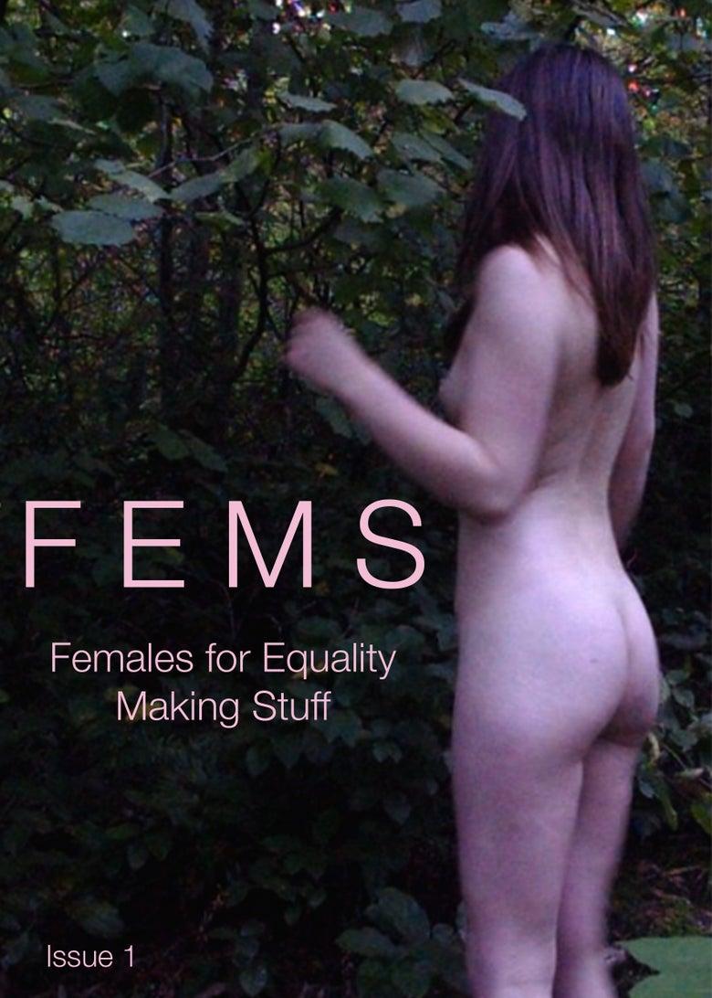 Image of FEMS Zine Issue 1