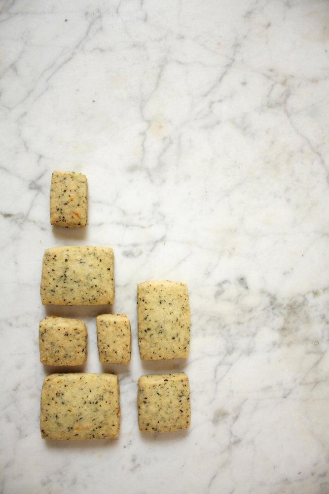 Image of Earl Grey & Orange Shortbread
