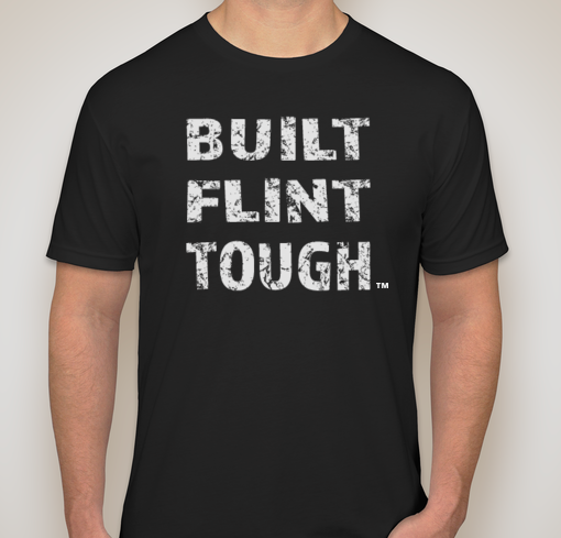 Image of Black Built Flint Tough Tee