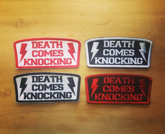 Image of Death Comes Knocking Patch