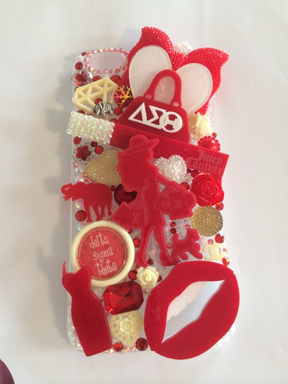 Image of Delta Sigma Theta iPhone 6 Plus Case