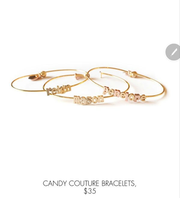 Image of As seen on Kourtney Kardashian App- Build Your Bangle