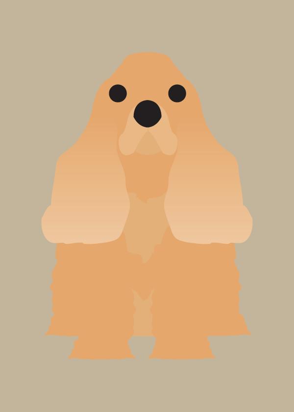 "Image of ""C"" Dog Collection: Chesapeake Bay Retriever, Cocker Spaniel, Chow"