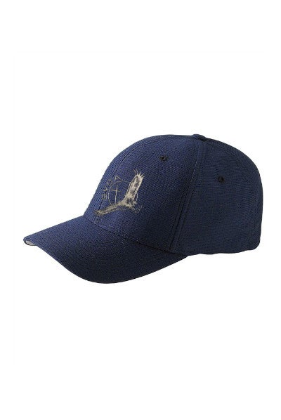 Image of Cap -Mid Profile - Embroidered - 1 Size - 1 Color