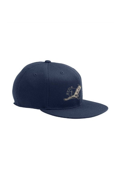 Image of Cap -High Profile - Embroidered - 2 Sizes - 3 Colors