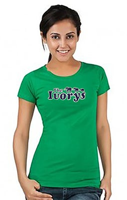 Image of Women's Green T-Shirt (S, M, L)
