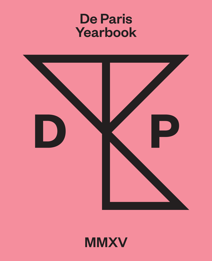 Image of De Paris Yearbook 2015