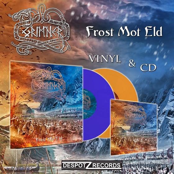Image of Grimner - Frost Mot Eld (Vinyl/CD)