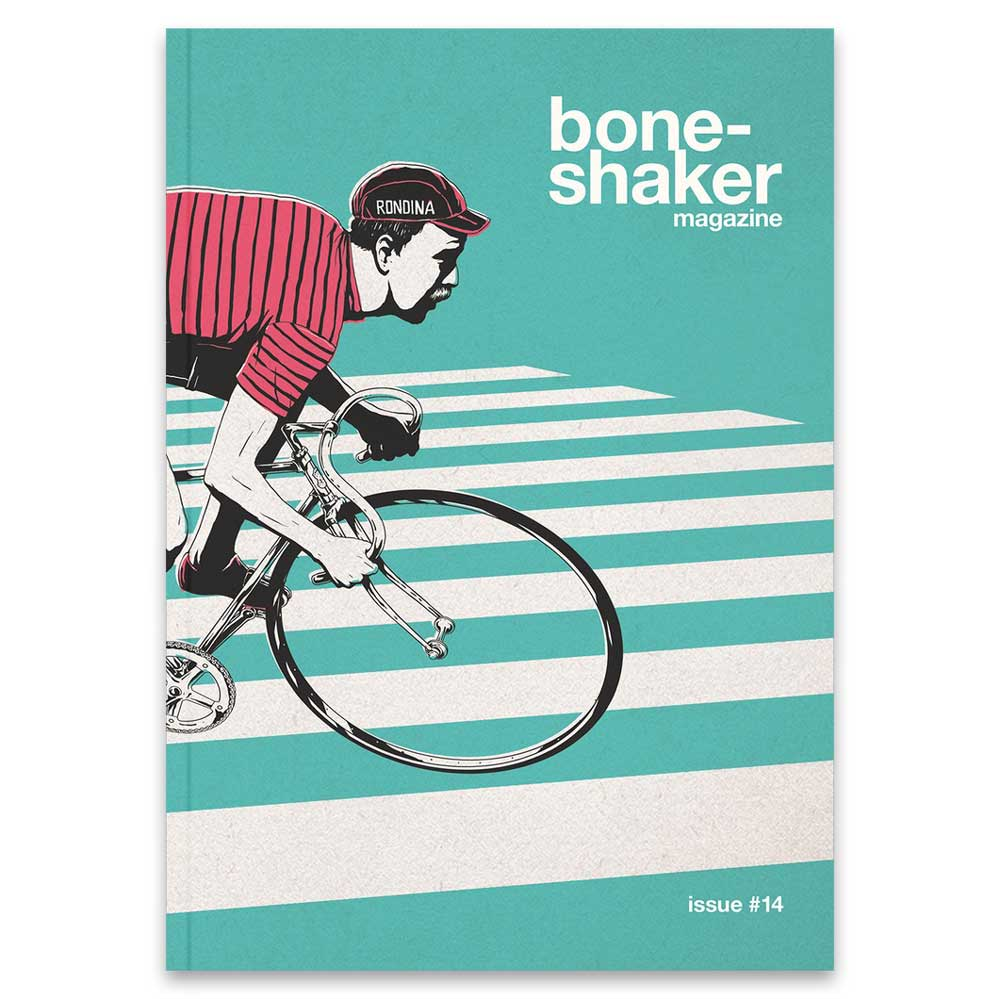 Image of Boneshaker issue #14
