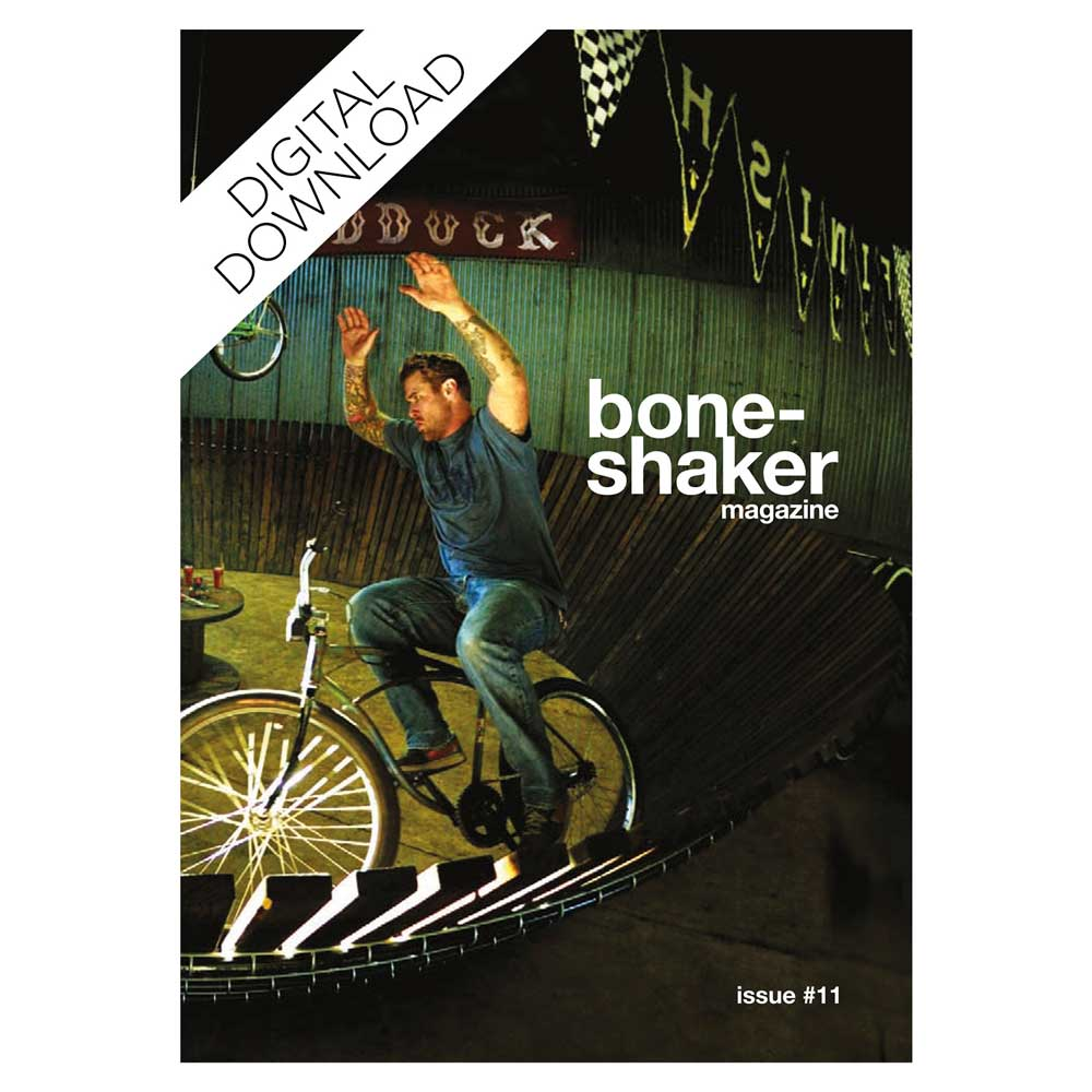 Image of Boneshaker issue #11 (PDF digital download)