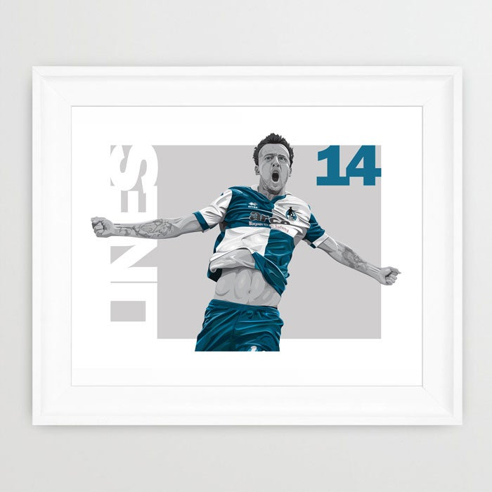 Image of One of Our Own - Chris Lines Print
