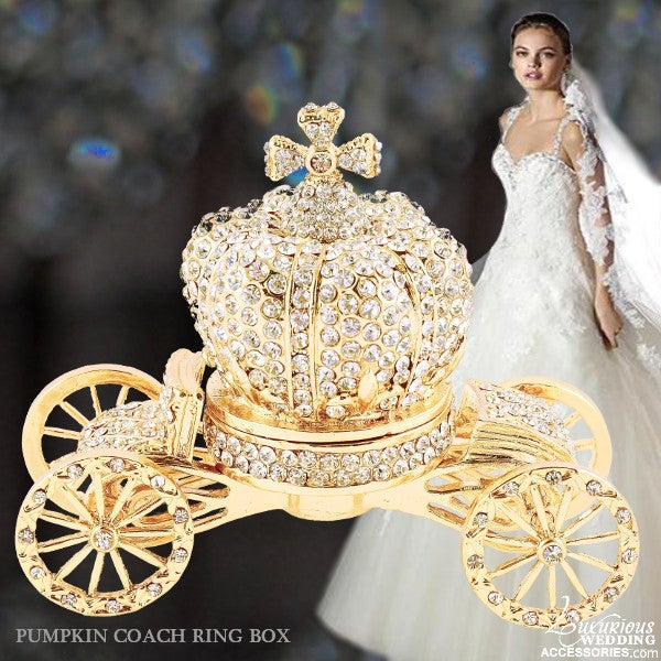 Wedding Ceremony Ring Boxes
