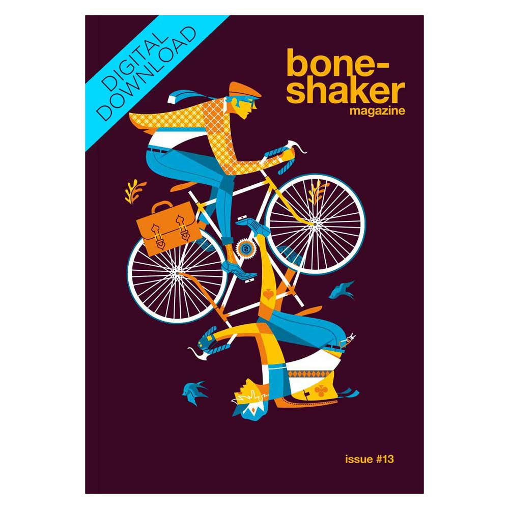 Image of Boneshaker issue #13 (PDF digital download)