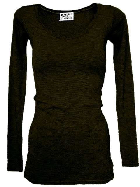 Image of Penny Lane Merino Wool Top