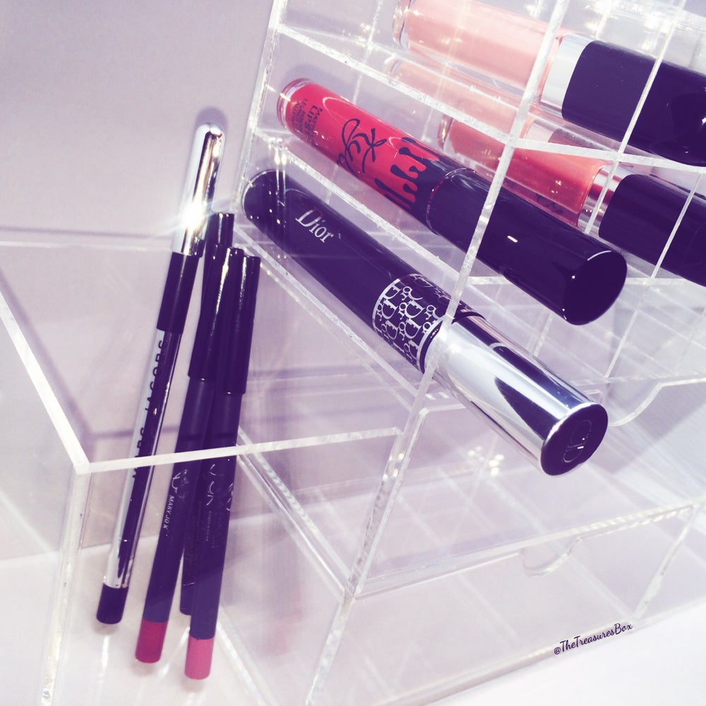 Image of Liquid Lipstick Tower