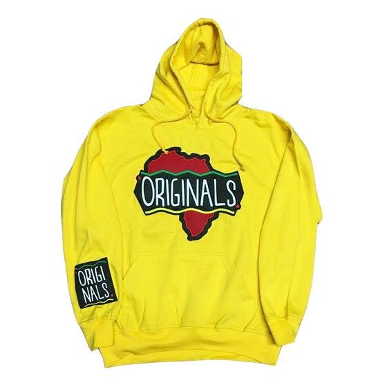 "Image of Originals ""Motherland"" Hoodie ""Yellow"""