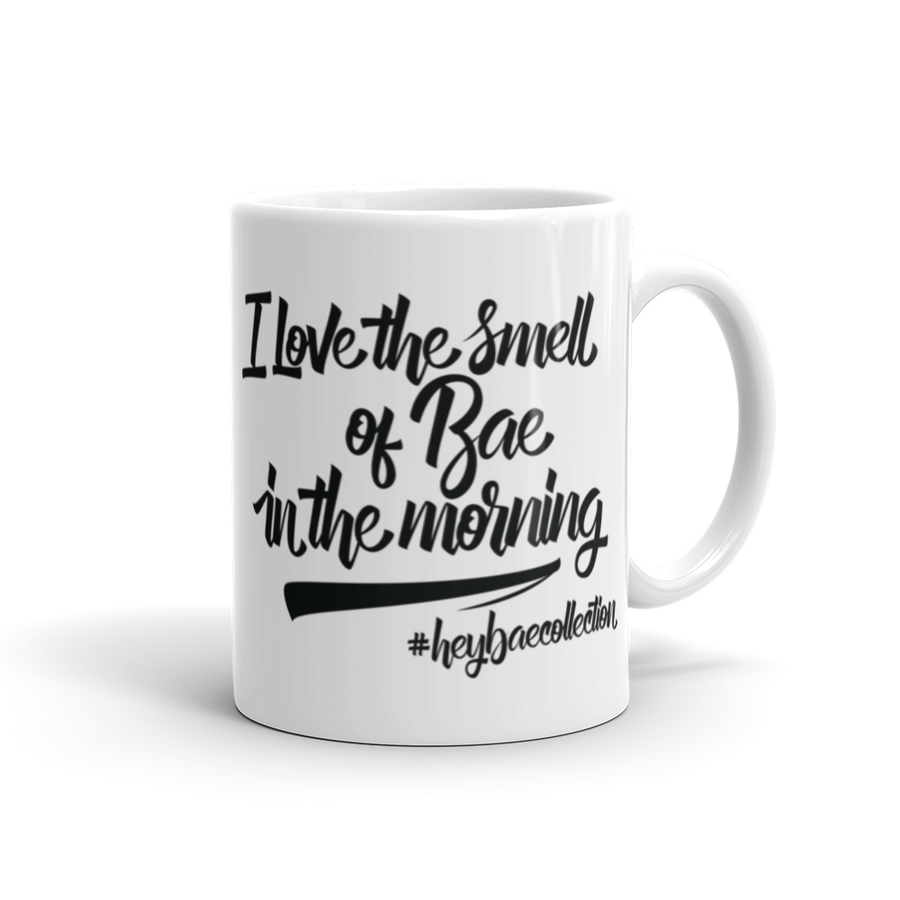 Image of I Love the Smell of Bae in the Morning Mug