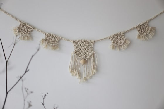 Image of Macramé #4
