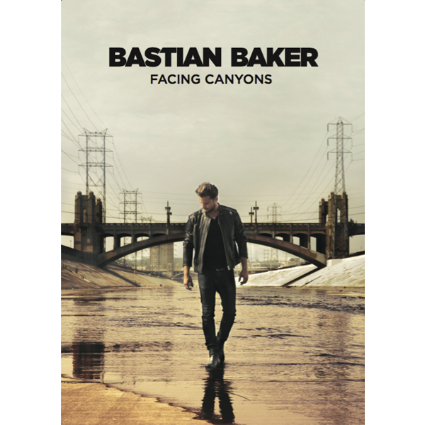 "Image of POSTER ""FACING CANYONS"""