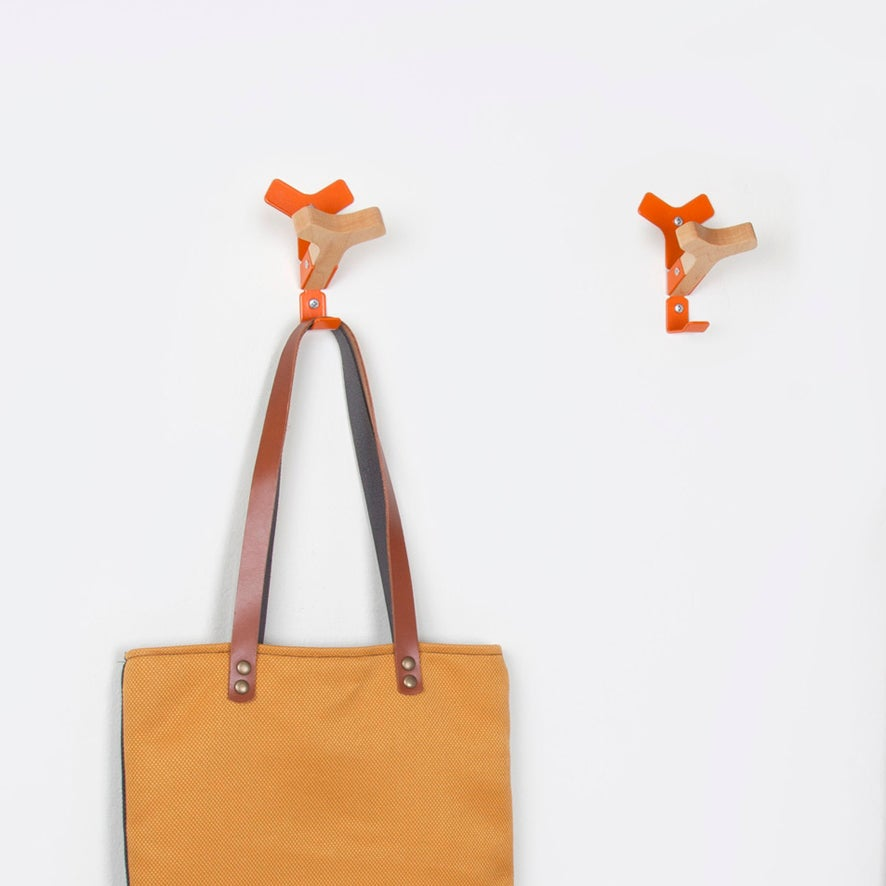 Image of HANG. Orange