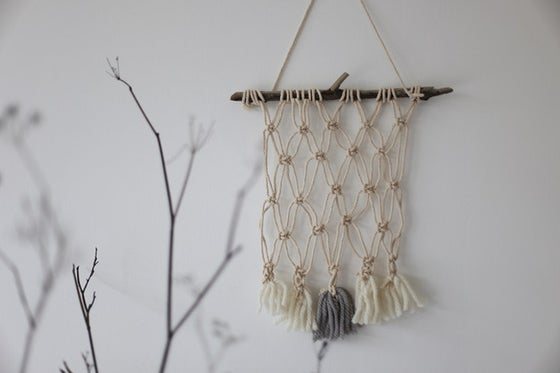 Image of Macramé #2