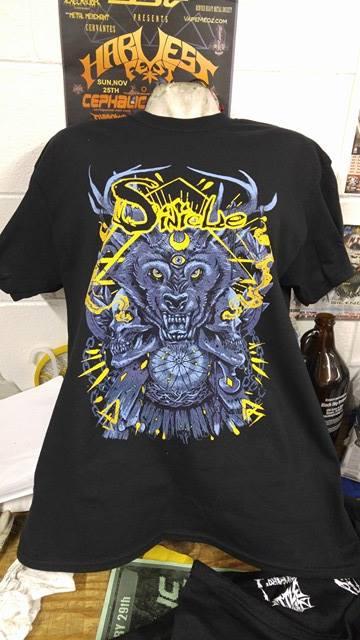 Image of Wolf Shirt