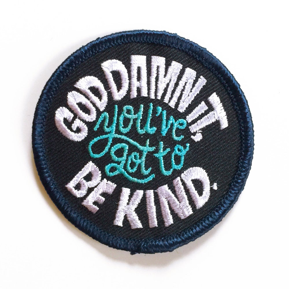 Image of Be Kind Patch