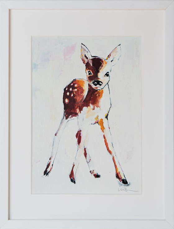Image of Print # Deer - 250kr