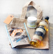Image of Gourmet Citrus Chef's Bag