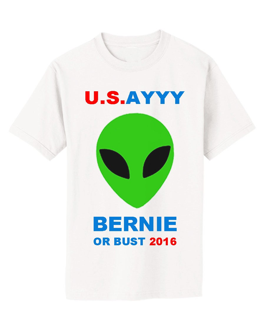 Image of U.S.AYYY tee