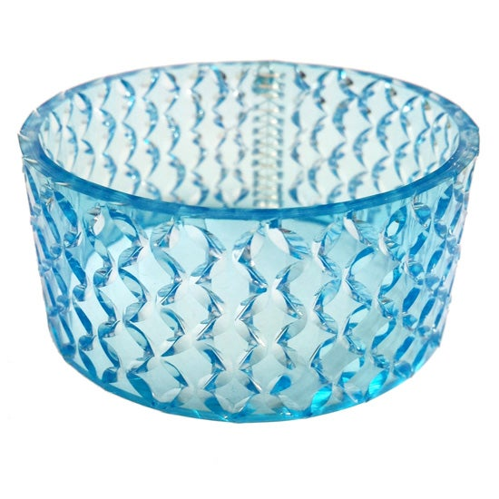 Image of crystal cuff - turquoise