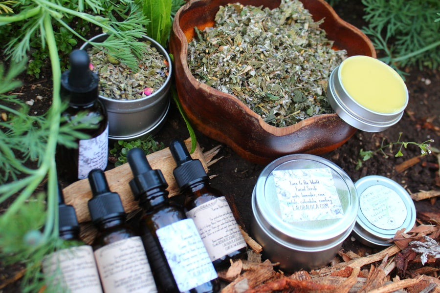 Image of Herbal Potions!