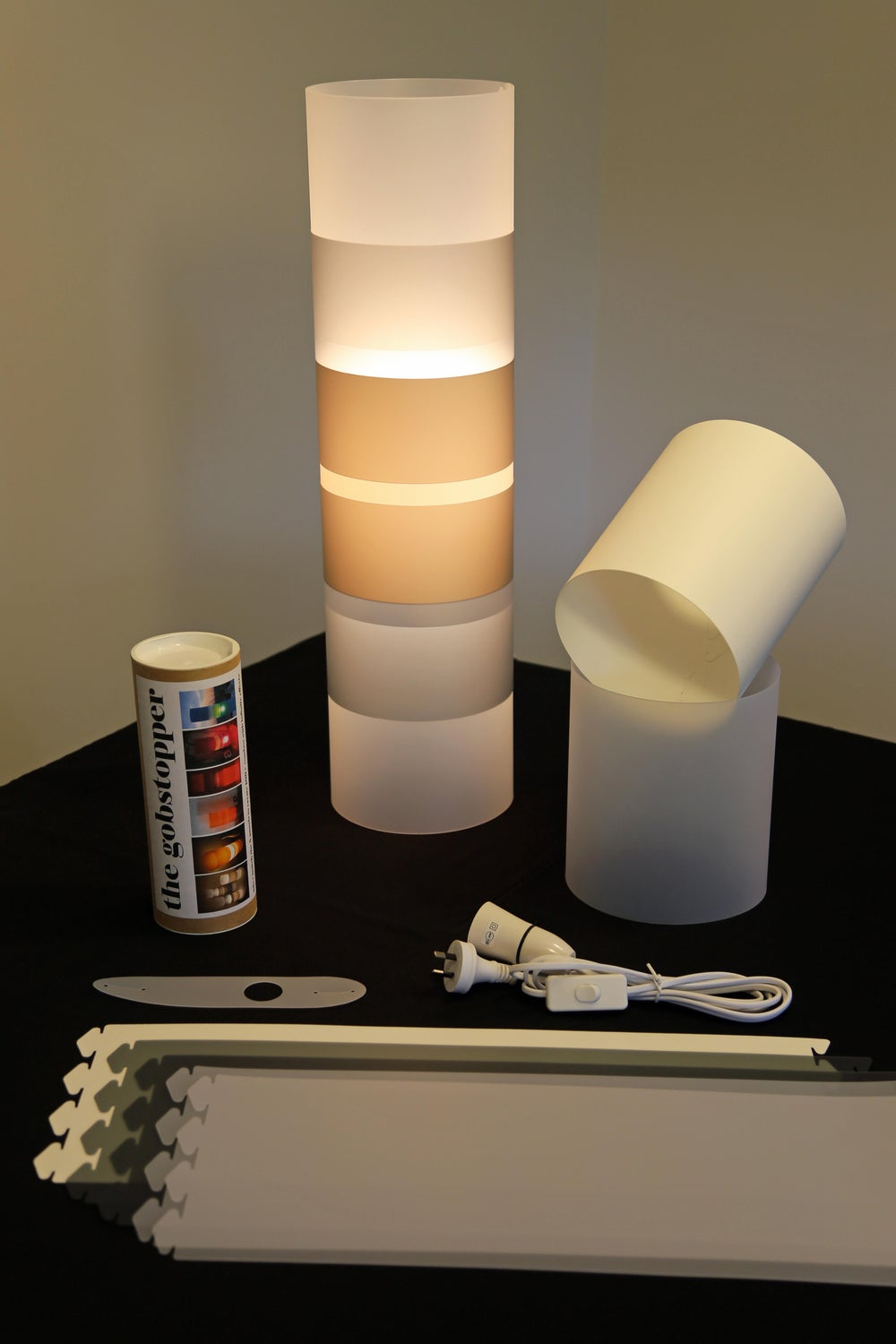 Image of The Gobstopper Lamp - Neutral